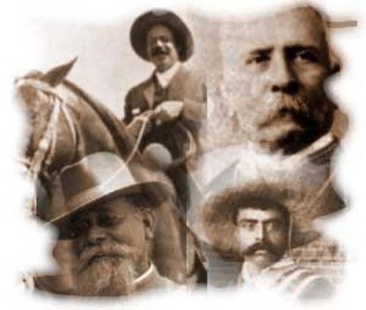 CRONOLOGIA DE LA REVOLUCION MEXICANA - Sites Mexico